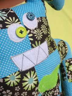 ZIRIPITI  - fabric toys