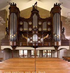 Wapenveld - Reil orgel