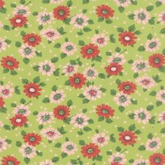 ★ Please add at least 1/2-yard to your cart (sale minimum) ★ Collection: Purebred Designer: Erin Michael Manufacturer: Moda Fabric Details: 100% cotton, quilting weight Width: 44/45""