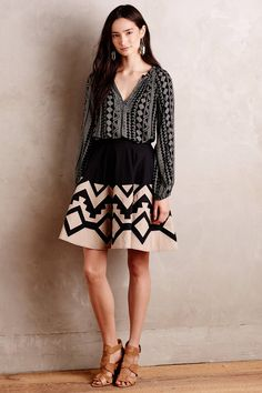 High Sierra Skirt - anthropologie.com