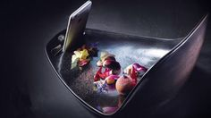 Sure, it tastes delicious, but how will it look on Instagram?  Israel's Carmel Winery teamed up with Tel Aviv restaurant Catit to offer the customers the most Instagram-able food possible.  Instead of actually consuming their food (crazy, right?), customers are encouraged to share their photo masterpieces on Instagram with hashtag #fdgr.