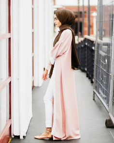 Ootd Abaya - Made by me Jeans - Shoes Photo… Infp, Modest Fashion, Hijab Fashion, Create Photo, Photography Business, Photo Credit, The Dreamers, Duster Coat, Ootd