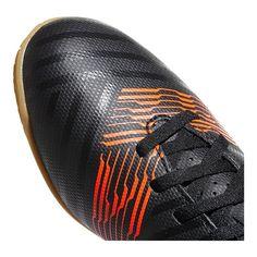 4bf30ec099b adidas Kids  Nemeziz Tango 17.4 Indoor Soccer Shoes - Black