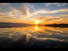 Greece, Celestial, Sunset, Rivers, Lakes, Outdoor, Beautiful, Greece Country, Outdoors
