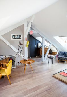 Nice for a chill room in the attic