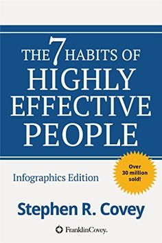 Töltse le vagy olvassa el online The 7 Habits of Highly Effective People Ingyenes Könyvek (PDF ePub - Stephen R. Covey, Infographics Edition What are the habits of successful people? The 7 Habits of Highly Effective People has captivated. Highly Effective People, Covey Habits, Put First Things First, Good Books, Books To Read, Free Books, Reading Books, Seek First To Understand, Kindle Unlimited