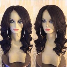SHARE & Get it FREE | Medium Side Part Bouffant Body Wave Synthetic WigFor Fashion Lovers only:80,000+ Items·FREE SHIPPING Join Dresslily: Get YOUR $50 NOW!