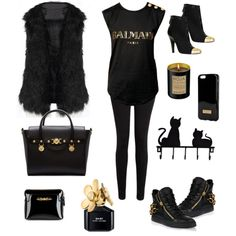 A fashion look from March 2015 featuring Balmain t-shirts, Paige Denim jeans and Giuseppe Zanotti sneakers. Browse and shop related looks.