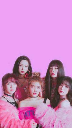 Bad Boy Down 👇 // - Kpop☆ - Colorful Wallpaper Seulgi, Red Velvet イェリ, Wendy Red Velvet, Kpop Girl Groups, Korean Girl Groups, Kpop Girls, Velvet Wallpaper, Red Wallpaper, Emoji Wallpaper
