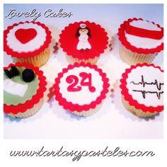 Cupcakes Enfermera