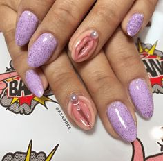 """Vagina nails"" are an aptly titled new trend sweeping the nail nation, and it is graphic AF."
