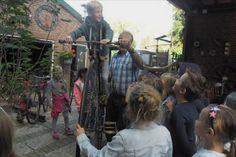 OBS De Nienekes | Wat een geweldig bezoek hebben de groepen 3/4 gebracht aan de fietsenverzamelaar Toon Bouwmans. We hebben onze ogen uitgekeken.