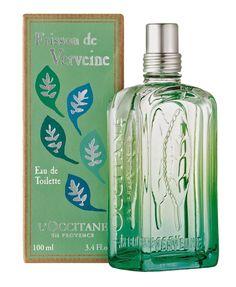 L-Occitane-en-Provence-Frisson-de-Verveine * citrus, woody, musky, ozonic, aquatic, aromatic
