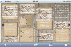 Lucy ledger stationary