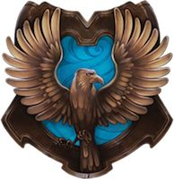 I'm in Ravenclaw! What about you?