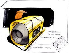 Product Sketches by Alvin Lasmana at Coroflot.com