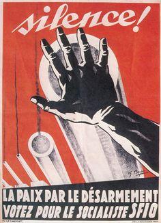 L'affiche politique possède destraditions passionnantes, des codes graphiques qui ont sans cesse évolués et qui continuent d'évoluer mais aussi une histoi