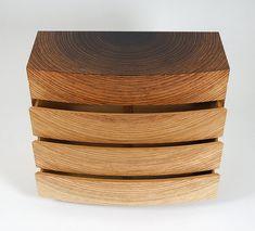 Dresser Desk, Wood Dresser, Colorful Furniture, Contemporary Furniture, Olives, Ash And Ash, Bedroom Furniture, Furniture Design, Wooden Bedroom