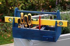 Eine Werkzeugkiste bauen