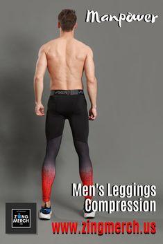 443e5ac121e1e Zingmerch*Men's Leggings - Compression sport leggings outfit leggings  outfit athletic outfits leggings workout leggings