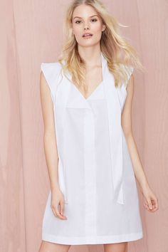 Un Kne Form Studios Blanked Dress | Shop Day at Nasty Gal