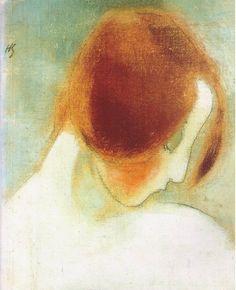 Untitled, 1914 - Helene Schjerfbeck