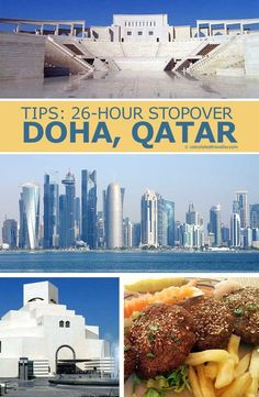 Tips for a 26-Hour Stopover in Doha, Qatar by Calculated Traveller