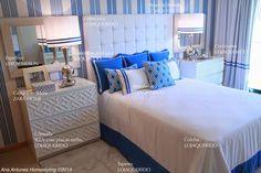 PORTFOLIO - Cobalt Blue Bedroom