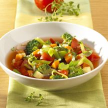 WeightWatchers.nl: Weight Watchers Recepten - Italiaanse groentesoep