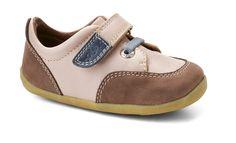 Bobux Step Up Brown Rockin Casual Shoe