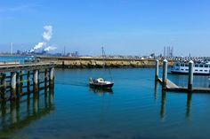 boat in harbor, boot in haven