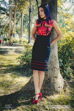 Oscarlett Source by gicsale Outfits Fashion Mexican Theme Dresses, Mexican Outfit, Fiesta Outfit, Fiesta Dress, Kurta Designs, Folk Fashion, Denim Fashion, Estilo Folk, Mexico Fashion