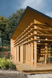 Tuinpaviljoen in Soest door rooijakkers + tomesen architecten. Foto Luuk Kramer