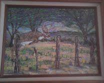 Oil Painting by DEV