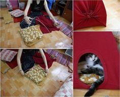 cat-tent-old-T-Shirt-praktic-ideas.jpg (600×487)