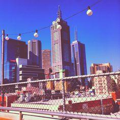 Melbourne rooftop