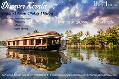 Discover Kerala with Bout India Tours!!!! #Discoverkerala #Godsowncountry #hills #backwaters #beaches #teamuseums #teagardens #indiaculture #seeindia #experiencekerala #justkeeptarveling #keepexloring