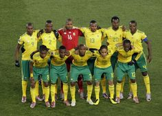South Africa  Soccer