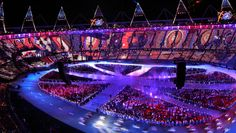 Olympics come to a rocking end with star-studded closing ceremony