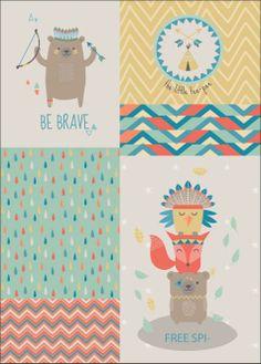 Minicool A/W 2015/2016 Original Graphic Design for Babies