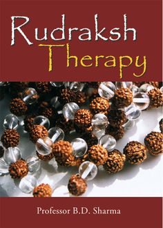 The present book on Rudraksh Therapy is first of its kind, as it contains an up-to-date, comprehensive picture of the subject matter and its scientific perspectives. As an essential companion book, it is a useful reference compendium for all the Natural therapists, Holistic healers, Ayurvedic physicians, Herbal healers /scientists and Rudraksh therapists. Professor Dr. Budh Das Sharma is a world renowned holistic healer and rudraksh therapist with D.Sc degree in the subject.