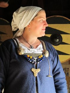 Medieval and viking era crafts and clothing