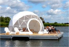 Zendome: Unique Structure For Your Yard Or Weekend Getaway Spot