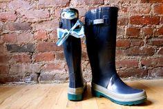Customize your rain boots!