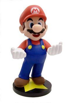 Abysses Corp – FIGCIL002 – Figurines – Nintendo – Super Mario Ds Holder: Age Minimum: 18 ans Figurine en Softvinyle de 30cm de hauteur…