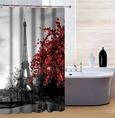 1.Bathroom is usually the first #room where we walk #into in the morning,a beautiful and unique designed shower curtain can refresh your bathroom and brighten yo...