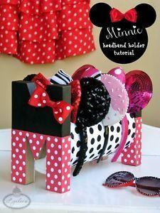 Disney Headband Holder Tutorial | eBay