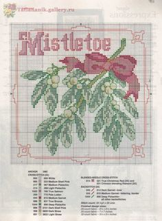 Gallery.ru / Фото #96 - Cross_Stitch_Christmas _11.2004 - Tatiananik