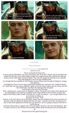 Amazing scene in LOTR explained. Makes a nice scene absolutely epic.