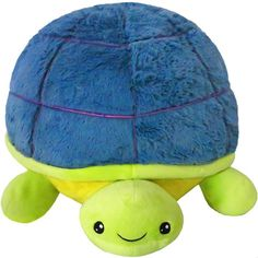 It's the new Squishable Turtle!! Complete with adorable little face, cuddly shell, and a love for hugs! #squishable #plush #turtle